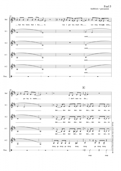 Feel SolSSAA 5 part + percussion Draft.musx 3